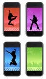 IPhone Stock Image