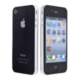 iphone 4 яблок новое Стоковое Изображение RF