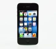Iphone 4 Royalty-vrije Stock Afbeeldingen