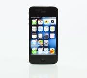 Iphone 4 Royalty-vrije Stock Afbeelding