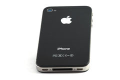 iPhone Black Royalty Free Stock Photo