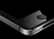 iphone 4 della mela Immagini Stock Libere da Diritti