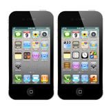 IPhone 4 und iPhone 4S vektor abbildung