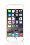 IPhone 6 Royaltyfria Bilder