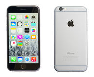 IPhone 6 Lizenzfreie Stockbilder