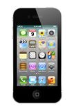 IPhone 4S. The latest generation iphone , highly popular around the world Royalty Free Stock Photos