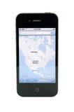 iPhone 4s Apple стоковые фото