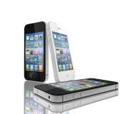 IPhone 4s blanco y negro