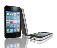 IPhone 4s con la viruta más rápida de la dual-memoria A5.