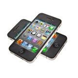 iPhone 4s de Apple Imagenes de archivo