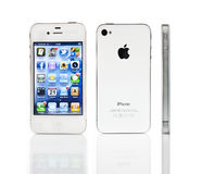 iPhone 4s de Apple Fotografia de Stock Royalty Free