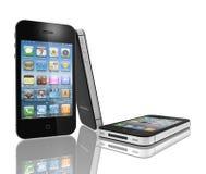 IPhone 4s mit dem schnelleren Doppel-kern A5 Chip.