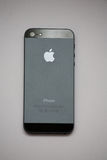 Iphone 5 Schwarzes Stockfotos