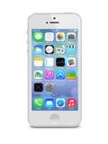 IPhone 5 免版税库存照片