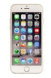 IPhone 6 Στοκ Φωτογραφία