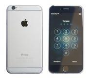 IPhone 6 Στοκ εικόνες με δικαίωμα ελεύθερης χρήσης