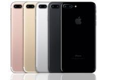 IPhone 7 royalty-vrije stock afbeelding