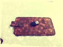 Iphone-Abdeckung Lizenzfreie Stockfotos