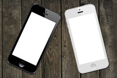 Iphone 5 Royalty Free Stock Images