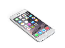 IPhone 6 de Apple Fotografia de Stock