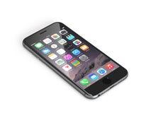 IPhone 6 de Apple imagenes de archivo