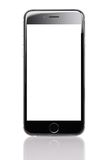 IPhone 6 de Apple com tela vazia fotos de stock royalty free