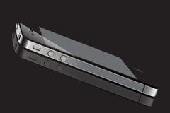 iphone för äpple 4s stock illustrationer