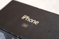 IPhone 2G royalty free stock images