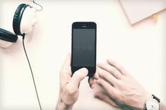 IPhone Stock Photo