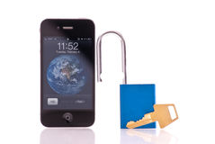IPhone Jailbreak and Unlocking Stock Image