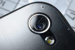 Iphone kamera Royaltyfria Foton