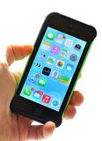 IPhone 5 Stock Image