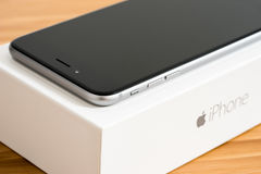 IPhone 6 Plus Royalty Free Stock Photos