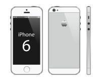 Iphone 6 positivo Imagens de Stock