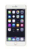 Iphone 6 positivo Fotos de Stock Royalty Free