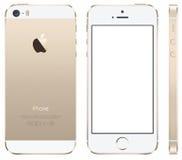 Iphone 5s传染媒介 库存照片