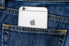 IPhone 6s συν Στοκ Εικόνα