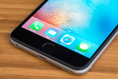 IPhone 6s συν Στοκ Φωτογραφίες
