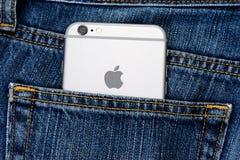 IPhone 6s plus Fotografering för Bildbyråer