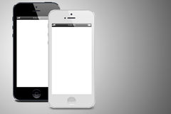 Iphone 5s Royalty Free Stock Photos