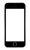 Iphone 5s szablon ilustracja wektor