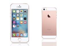 Iphone se Zdjęcie Stock