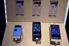IPHONE 6 SMARTPHONE royaltyfri bild