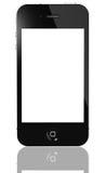 IPhone vierde geïsoleerde gen Stock Foto