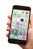 Iphone Royalty Free Stock Photography