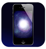 Iphone4 Icon Stock Images