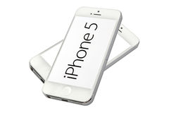 IPhone5 Stock Photography