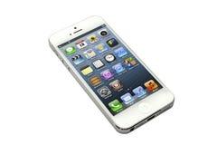 IPhone5 Стоковое Изображение RF