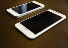 IPhones Stock Photo