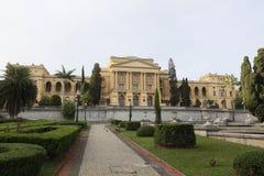 Ipiranga Museum in sao paulo, brazil Royalty Free Stock Image